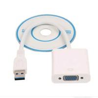 Connector/Konektor Kabel USB to VGA konverter sparepart cpu