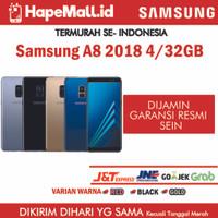 HP Samsung Galaxy A8 2018 A530 Garansi Resmi SEIN Termurah Se-Surabaya
