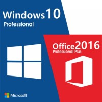 Lisensi Windows 10 + Office 2016