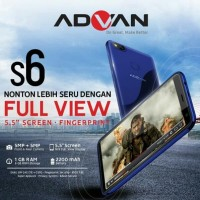 HP ADVAN VANDROID S6 (I55D) BLUE