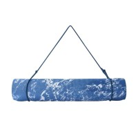 Adidas Yoga Mat Blue Camo 6 mm