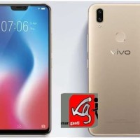 HP VIVO V9 Ram 4GB Rom 64GB Resmi V 9 4/64 Alternatif Oppo F7 4 GB F 7