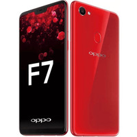 HP OPPO F7 4/64GB /F 7 RAM 4GB INTERNAL 64GB) RED /MERAH EDITION