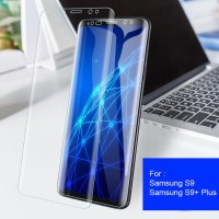 PET SCREEN GUARD Samsung S9 - S9 Plus 3D Full Cover anti gores hp EDGE