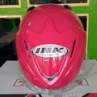 Helm standart model ink cx22 grade ori Pink Magenta