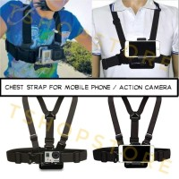 Chest Strap for Handphone (Free Holder + Mounting)