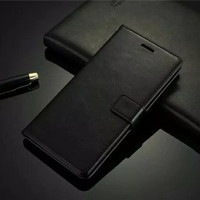 SALE Flip Cover Xiaomi Redmi 6A Redmi6A Wallet Leather Case Casing HP