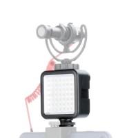 Video LED W49 Portable lighting for smartphone kamera DSLR