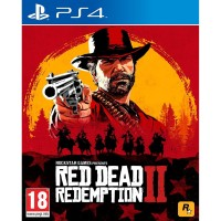 PS4 Red Dead Redemption 2 (Region 3/Asia/English)