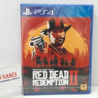 PS4 Red Dead Redemption 2 - Region 3