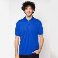 VM Kaos Polo Shirt Polos Pendek