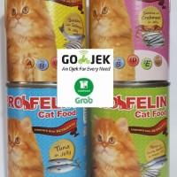 GOJEK makanan kucing kaleng profelin 400 gr cat food 400gr can