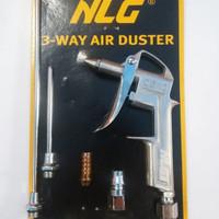 Air Duster / Alat Semprotan Angin 3-Way NLG LA - 10N