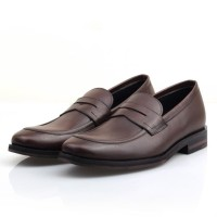 Sepatu Guteninc Lowshoes Parker Moc Dark Brown GI004