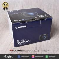 [NEW] Canon PowerShot SX430 IS - Gudang Kamera Malang