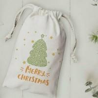Pouch Tali 2 Christmas Pohon Natal