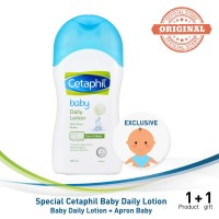Special Cetaphil Baby Daily Lotion [Free Apron Baby]