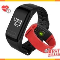 PROMO F1 Wearfit Smartwatch - Smart Wristband jam tangan kesehatan