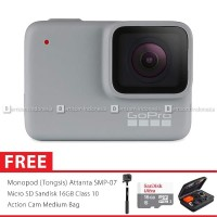 GoPro Hero7 Hero 7 Ultra HD Action Camera 10MP White Edition Combo