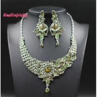 Harga kalung pesta berlian fashion korea premium kebaya etnik murah | Pembandingharga.com