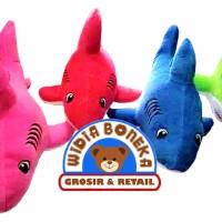 [ PROMO ] Boneka Baby Shark / Ikan Hiu 40 cm