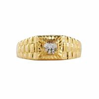 1901 Jewelry Cincin 241 (Lapis Emas)