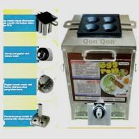 Mesin Sosis Telur Egg Roll Sostel 10 GARANSI 1Th
