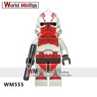 Commander Thorn WM555 Star Wars Solo Minifigure Brick WM6036