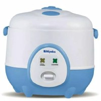 MIYAKO MINI MAGIC COM RICE COOKER 0.6 L MCM-606 A HIJAU MUDA
