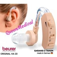 Hearing Aid Beurer HA20 Alat Bantu Dengar HA 20 Garansi 3 Tahun
