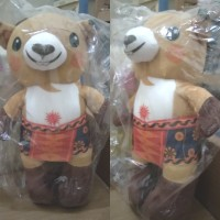 Boneka Atung Asian Games 2018 Printing
