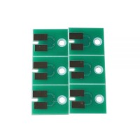 6pcs/set CMYKLCLM Permanent CHIP for Roland XC-540 ECO Solvent Printer