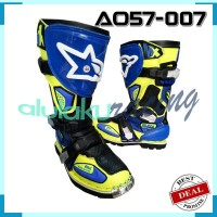 Sepatu Cross New MX RNL Racing 07