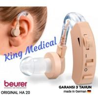 Beurer Hearing Aid HA20/ Alat dengar Beurer HA20 HA-20