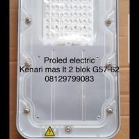 lampu jalan pju led philips BRP 210 led 34 27 watt