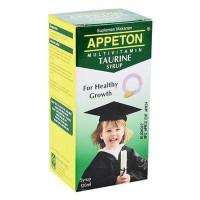 Terlaris Appeton Taurine Syrup 60Ml