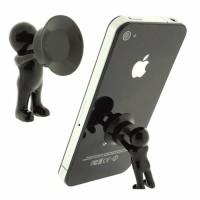 Harga 3d Man Stand Phone Holder DaftarHarga.Pw