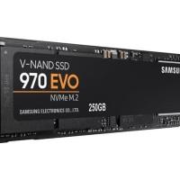 Samsung Ssd 970 Evo Nvme M.2 250Gb Termurah