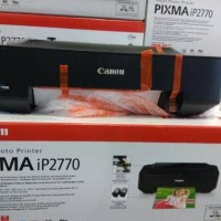 Printer Canon Pixma Ip2770 ( Tanpa Tinta ) Termurah