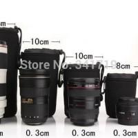 Harga dijual new matin lens pouch sarung lensa ukuran s new   WIKIPRICE INDONESIA