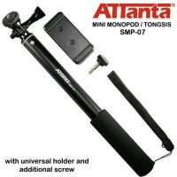 Attanta Monopod - Tongsis Smp 07 For Gopro, Xiaomi Yi, Bpro, Hp, Dslr