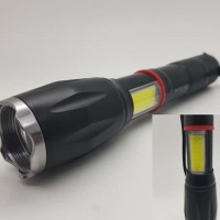Jual Senter LED Cree Laser T6 Police 380000w Swat + Emergenc Murah