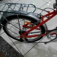 PROMO Stok sepeda folding sepeda lipat sally GIANT FD 806