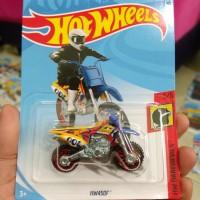 Hotwheels / HW450F 002 Motor / Hot Wheels / Diecast / Mainan / Murah