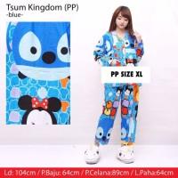 Harga pp tsum tsum stitch kingdom xl setelan piyama | Hargalu.com