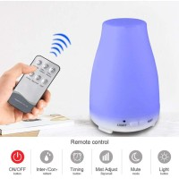 Essential Aroma Diffuser Ultrasonic 7 LED Color with REMOTE 200ML