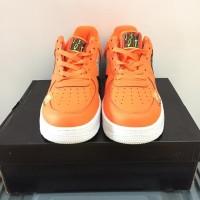 Nike Air Force 1 Low Just Do It Orange Premium Quality