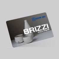 Personalisasi Kartu Brizzi BRI dengan Disain Anda Sendiri