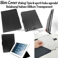 iPad Air 1 / iPad Air 2 Slim Cover Case Silicon