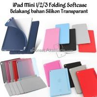 iPad Mini 1/2/3 Folding Cover Soft Case